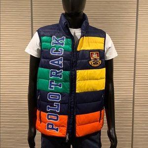 Polo Sport Ralph Lauren duck down vest NWT